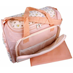Care Bears PRINCESS 2-Piece Diaper Bag - pink, one size