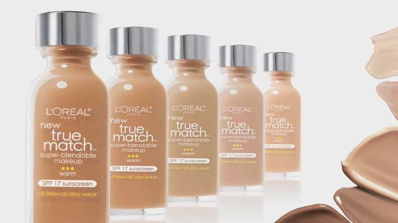 L'Oreal True Match Liquid Foundation reviews in Foundation ...
