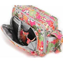 Ju Ju Be Be Tween Diaper Bag, Lotus Lullaby