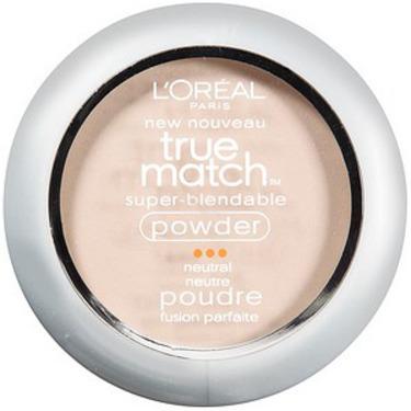 L'Oreal True Match Super-Blendable Powder