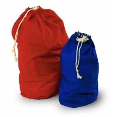 Bummis Waterproof Nylon Tote Bag (Medium 14X18, Red)