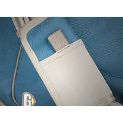 Go GaGa Gondola Tote Made From Recycled Material - Sea Blue