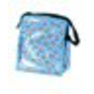 Paul Frank Printed Mini Diaper Bag - blue, one size
