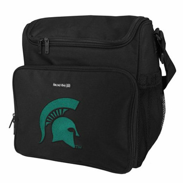 Michigan State University Spartans Logo College Logo Diaper Bag - Baby Bag - BEST Baby Shower GIFT for New Dad, Father or New Mom Mother GIFTS