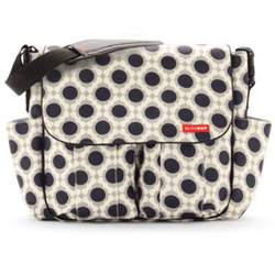 Skip Hop Dash Deluxe Diaper Bag - Blossom