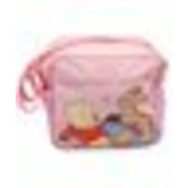 Winnie the Pooh Pooh Medley Small Diaper Bag in Pink