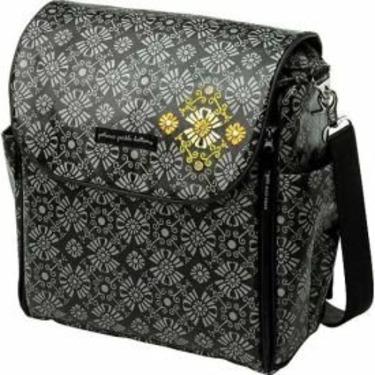 Petunia Pickle Bottom Boxy Backpack Turkish Twilight