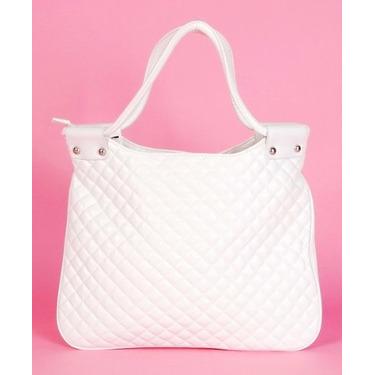 Hello Kitty Ladies Shopping Tote Bag Purse White