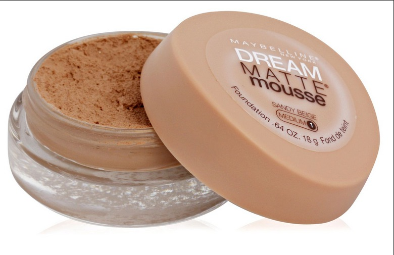 Maybelline New York Dream Matte Mousse Foundation Reviews In