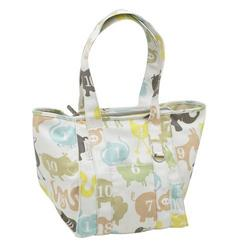 "Sugar Booger ""Numbers"" Day Tripper Tote Bag"