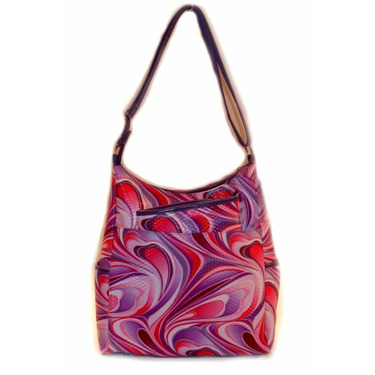 "Cudlie ""Swirl"" Diaper Bag Celebrity Collection Tote Bag"