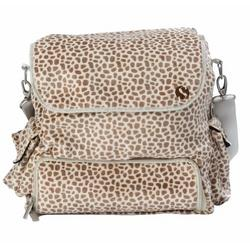 WhodaThought Mrs. Smith's Exotic Diaper Bag, Giraffe