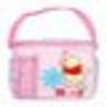 Winnie the Pooh Mini Diaper Bag with Bottle Holders - pink, one size