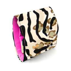 Boogaloo 68 Day Tripper - Zebra Diaper Bag