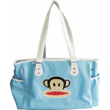 Paul Frank Tote Style Diaper Bag, Blue