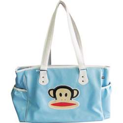 Paul Frank Tote Style Diaper Bag, Blue
