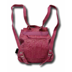 Donna Sharp Quilts Quilted Raspberry Ice Back Pack Backpack 52791
