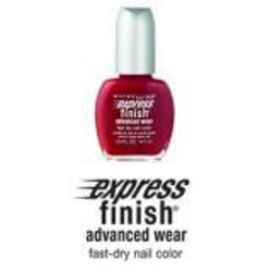 Maybelline Express Finish Advanced Wear Nail Colour