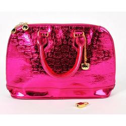 Hello Kitty Shopping Shoulder Bag Handbag w/ Lock