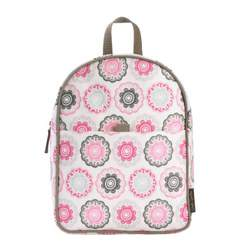 Dwellstudio Back Pack, Zinnia Rose