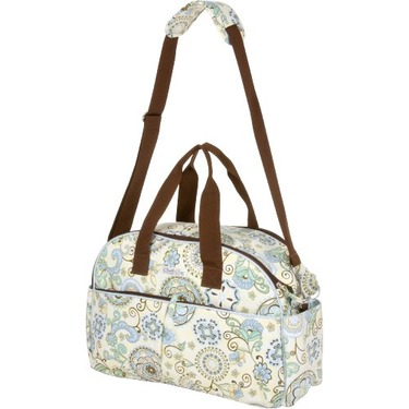 Bumble Bags Eco-Friendly Erica Carryall, Buttercup Bliss