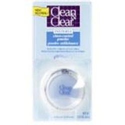 Clean & Clear Invisible Shine-Control Powder