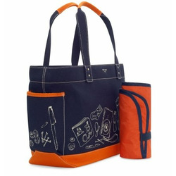 Kate Spade Coal Baby Bag