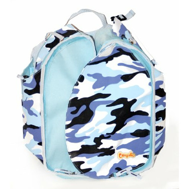 Boogaloo 73 - Camo Diaper Bag