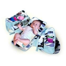 Boogaloo 73 - Camo Diaper Bag