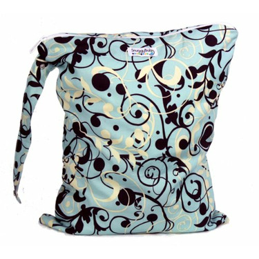 Snuggy Baby XL Wet Bag - Turquoise Dream