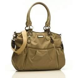 Olivia Diaper Bag Moss