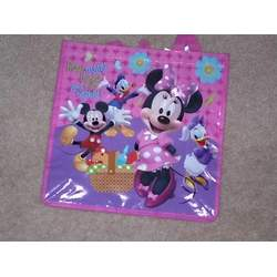 Mickey Mouse Clubhouse Tote Bag Minnie Pink