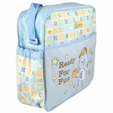 Care Bears Baby Mini Blue Baseball Diaper Bag / Cooler