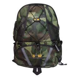 Baby Sherpa Diaper Backpack - Camo