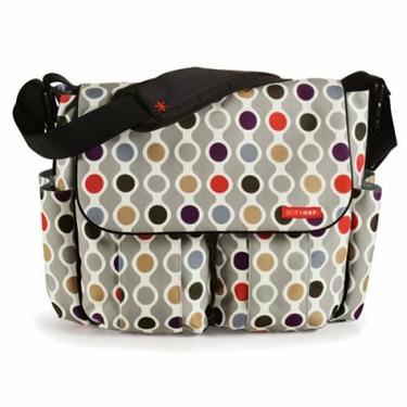 Skip Hop Dash Deluxe Edition Diaper Bag - Wave Dot - SKH068-1