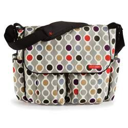 Skip Hop Dash Deluxe Edition Diaper Bag - Wave Dot - SKH068-1