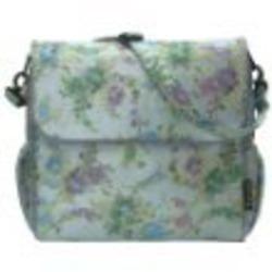 Kecci Shanghai II Mommy Diaper Bag-Slate Blue