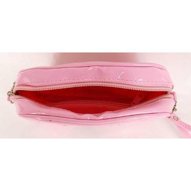 Hello Kitty Handbag Purse Cosmetic Bag Make-up