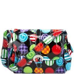Kalencom Rock & Roll Buckle Diaper Bag - Multi