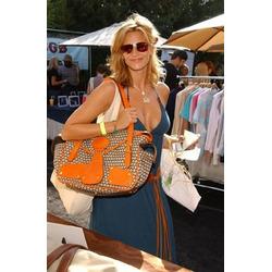 Mia Bossi Diaper Bag Maria In Tangerine