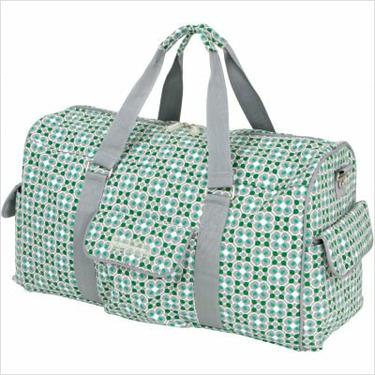 Bumble Bags Jennifer Weekender Bag, Lucky Clover