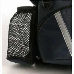 Baby Sherpa Diaper Backpack - Navy