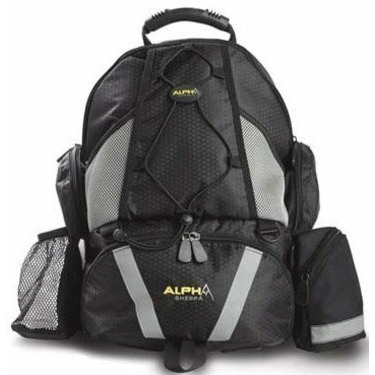 Baby Sherpa Alpha Backpack - Black Graphite