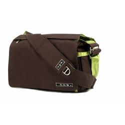 Ju Ju Be Be All Diaper Bag, Brown/Envy