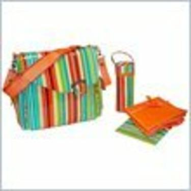 Kalencom Ozz Coated - Bungalow Stripes