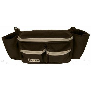 Diaper Dude Mini Diaper Bag, Black