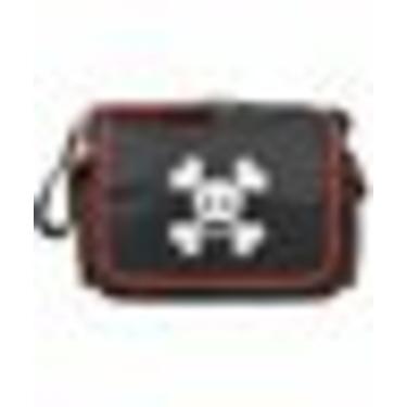 """Paul Frank """"Skull Messenger"""" Diaper Bag - black, one size"""