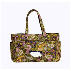Olive Cosmo Everything Tote Diaper Bag