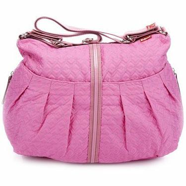 Babymel - Amanda - Quilted Pink - Diaper Bag