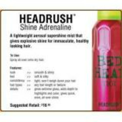 Bed Head - Headrush Shine